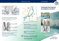Proktologie - Klinikum Bad Hersfeld GmbH