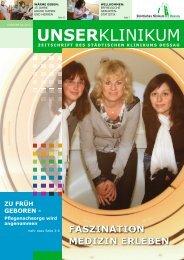 Ausgabe 2013-03 - Städtisches Klinikum Dessau