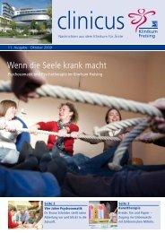 clinicus Oktober 2009 - Klinikum Freising