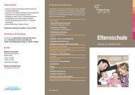 Flyer zur Elternschule (PDF) - Klinikum Freising