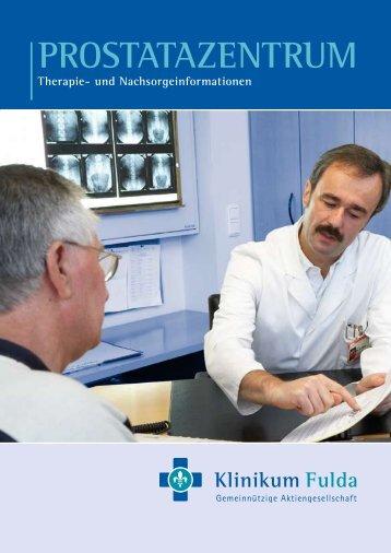 PROSTATAZENTRUM - Klinikum Fulda