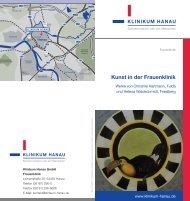 Kunst in der Frauenklinik - Klinikum Stadt Hanau