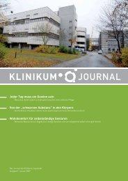 Ausgabe 1 | 2009 - Klinikum Ingolstadt