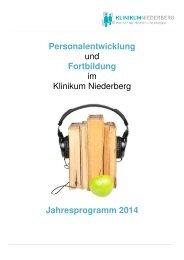 299,5 kB - Klinikum Niederberg