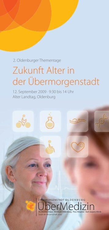 Zukunft Alter in der Übermorgenstadt - Evangelisches Krankenhaus ...