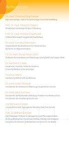 Zukunft Alter in der Übermorgenstadt - Evangelisches Krankenhaus ... - Page 6