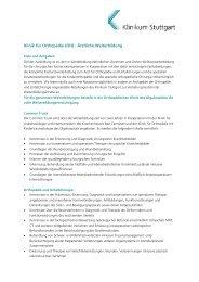 als pdf download (62 KB) - Klinikum Stuttgart