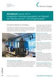 als pdf download (166 KB) - Klinikum Stuttgart