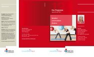 Kurse, Vorträge, Selbst- hilfegruppen - im Klinikum Oldenburg