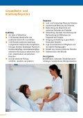 Broschüre Medizinische Berufsfachschule des Klinikums - Seite 4