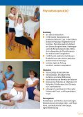 Broschüre Medizinische Berufsfachschule des Klinikums - Seite 7