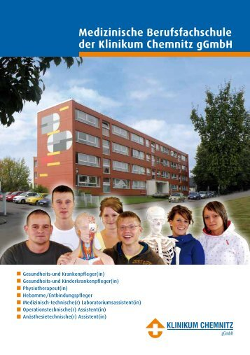 Medizinische Berufsfachschule der Klinikum Chemnitz gGmbH