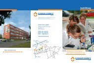 Download des Flyers ( 1.7 MB PDF Format ) - Klinikum Chemnitz