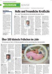 Klinikum Dortmund Aktuel