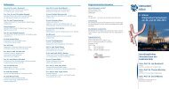 2. Kölner Dialyseshunt Symposium am 24. und 25. Mai 2013 ...