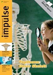 Impulse Ausgabe 01-2013 mit allen Regionalteilen - Klinikverbund ...