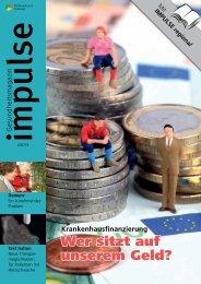 Impulse Ausgabe 02-2013 mit allen Regionalteilen - Klinikverbund ...