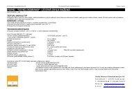 produktový list - KLINKER Centrum sro