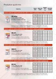 Pracovní postup - brožura pdf ke stažení - KLINKER Centrum sro