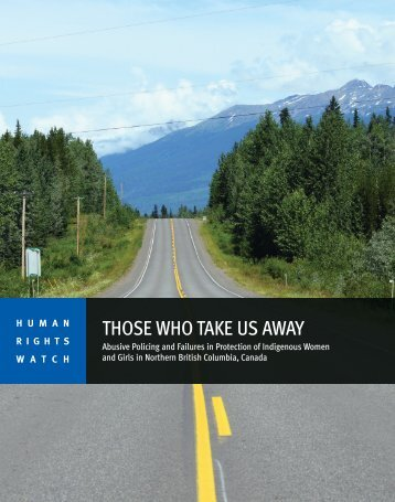 201302-HRWReport-Those-who-take-us-away