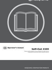 OM, Soff-Cut 4200, 2010-01, EN - Klippo
