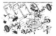 ipl, po45n22sh, lawn mowers: consumer walk-behinds ... - Klippo