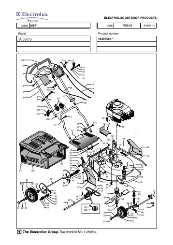 anne s trancat 2003 good catalograck NP435 Synchro Exploded-View ipl mep a550 s 953875837 2003 02 lawn mower