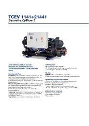TCEV 1141÷21441 Baureihe Q-Flow E