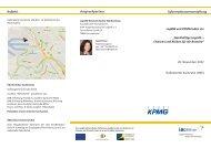 Flyer Nachhaltige Logistik.indd - KLOK eV