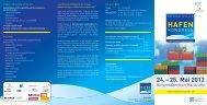 Hafenkongress_Programm - KLOK eV