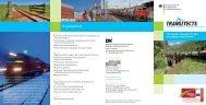 TRANSITECTS Projekt Flyer - KLOK