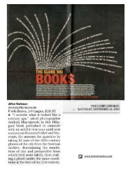 Selected reviews from After Notman exhibitions and book in PDF ...