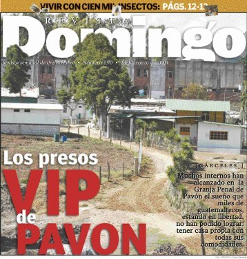 Revista semanal de Prensa Libre