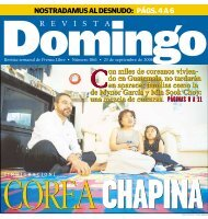 NOSTRADAMUS AL DESNUDO: PÁGS. 4 A 6 - Prensa Libre
