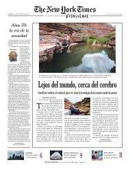 Lejos del mundo, cerca del cerebro - Prensa Libre