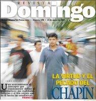 LA VIRTUD Y EL PECADO DEL LA VIRTUD Y EL ... - Prensa Libre