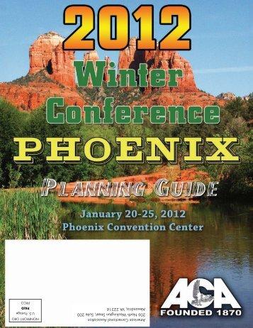 Phoenix 2012_PG:Layout 1.qxd - American Correctional Association