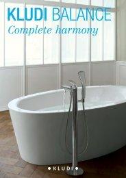 Complete harmony - Kludi GmbH & Co. KG