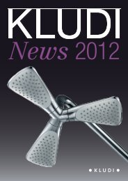 new - Kludi GmbH & Co. KG