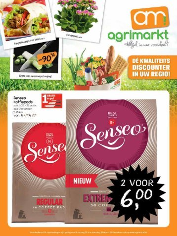 Agrimarkt 24 maart t/m 30 maart