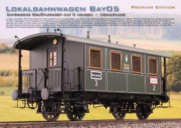 Lokalbahnwagen Bay05
