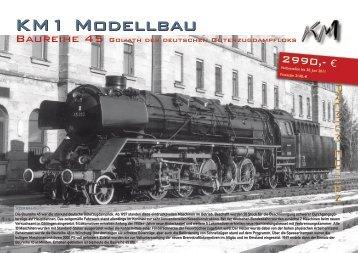 KM1 Modellbau KM1 Modellbau