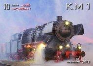 KM 1 Neuheiten 2013 - KM1 Modellbau