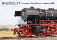 Auszug aus dem Katalog Fahrzeuge 2012 zur Baureihe 23