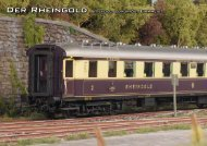 Auszug aus dem Katalog Fahrzeuge 2012 zum Rheingold