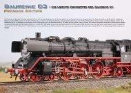Auszug aus dem Katalog Fahrzeuge 2012 zur Baureihe 03