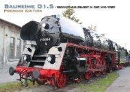 Baureihe 01.5 - bekannt und beliebt in Ost und West