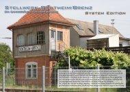 Stellwerk Sontheim/Brenz - KM1 Modellbau