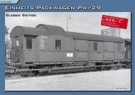 Einheits-Packwagen Pwi-29