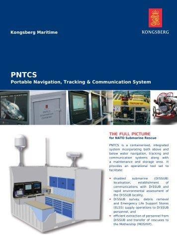 PNTCS Brochure version 2 - Kongsberg Maritime